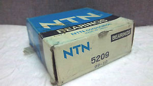 high temperature NTN BALL BEARING 5209  5209