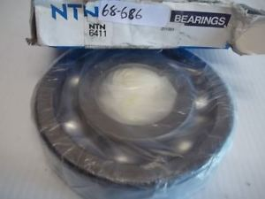 high temperature New NTN 6411 Radial Ball Bearing 55 x 140 x 33 mm