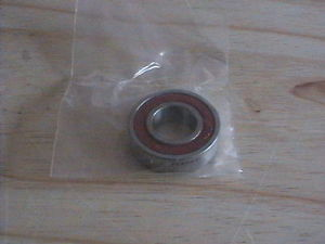 high temperature NTN JAPAN 6002 2RS DOUBLE RUBBER  SEAL BALL BEARING 15mmX32mmX9mm 6002 DDU