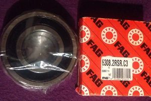 high temperature FAG 6308.2RSR.C3 Deep Groove Ball Bearing