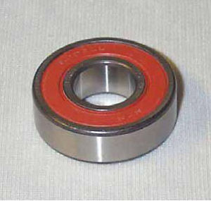 high temperature NTN BEARING 6002DDU (2RS) ROLLER BALL DOUBLE RUBBER SEALED Motorbike Motorcycle