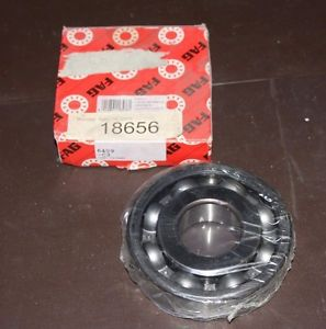 high temperature FAG 6409 BALL BEARING SINGLE ROW 45mm ID X 120mm OD