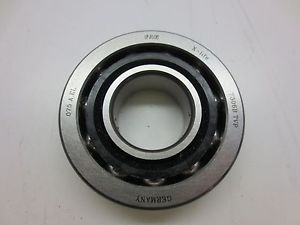 high temperature FAG 7306B.TVP Angular Contact Ball Bearing – 40 Degree