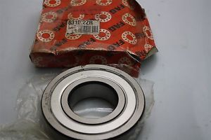 high temperature FAG 6310.2ZR Ball Bearing Double Shield Lager Diameter: 50mm x 110mm Thick: 27mm