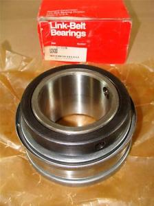 "high temperature  LINK-BELT U243D 2-11/16"" BORE BALL BEARING INSERT FOR PILLOW BLOCK & FLANGE"
