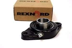 "high temperature New! Rexnord Link-Belt FX3S219E 1-3/16"" Flange-Mount Two-Bolt Ball Bearing Unit"