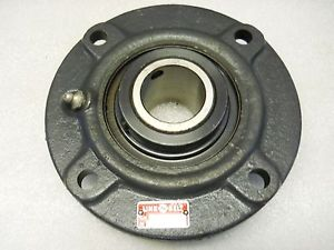 "high temperature LINK BELT FC-323 1-7/16 PILOTED FLANGE BEARING UNIT 1-7/16"" BORE  NO BOX"
