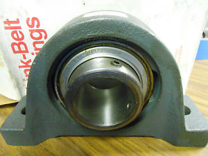 "high temperature  LINK-BELT 1-11/16"" PILLOW BLOCK BEARING P3U227N  NP27 ………… WQ-66"