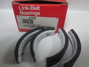 high temperature  LINK-BELT BEARINGS 1-7/16 SEAL HALF  LB6923-3B…………..MM-809