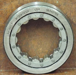 high temperature 1  LINK-BELT M1308GEGX CYLINDRICAL ROLLER BEARING NNB ***MAKE OFFER***