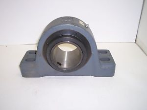 "high temperature LINK BELT P-B22455FH 3-7/16"" PILLOW BLOCK BEARING 4-BOLT  NO BOX"