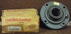 "high temperature 1  LINK-BELT FCB22431H TYPE ""E"" SPHERICAL FLANGE BEARING ***MAKE OFFER***"