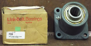 high temperature 1  LINK-BELT FF224N 4-BOLT FLANGE BEARING ***MAKE OFFER***