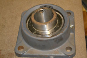 high temperature Rexnord LINK-BELT FU339 Flange Block, 4 Bolt Square Flange Block 2-7/16 in. Bore