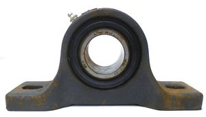 high temperature LINK-BELT SELF ALIGNING PILLOW BLOCK BALL BEARING UNIT #P2-231, SIZE 1 15/16""