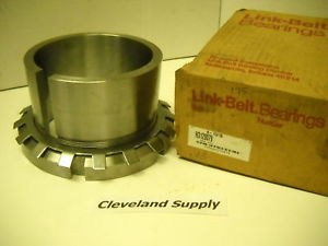 """high temperature LINK-BELT H3128079 ADAPTER SLEEVE 4-15/16""""  CONDITION IN BOX"""