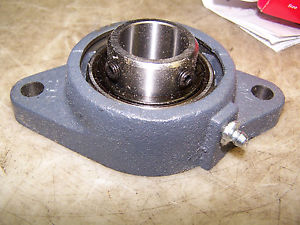 "high temperature  LINK-BELT FX3S219E 2 BOLT FLANGE MOUNT BEARING 1-3/16"" BORE"