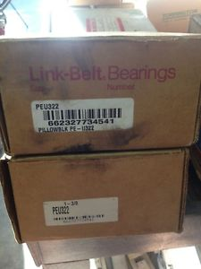 high temperature Link-Belt 1 3/8 Peu322