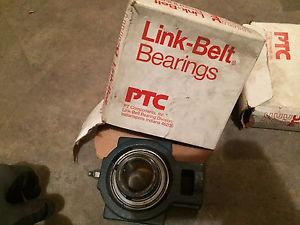 high temperature Lot Of 2 T3U224N LINKBELT New Ball Bearing Take Up Brand New