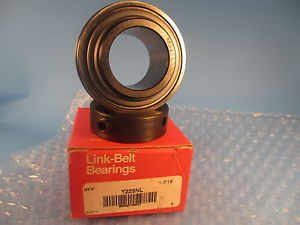 high temperature REX, REXNORD, LINK-BELT Y223NL, Y223 NL, Bearing Insert