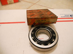 high temperature New FAG 7309B TVP UA angular contact ball bearing 45mm x 100mm x 25mm