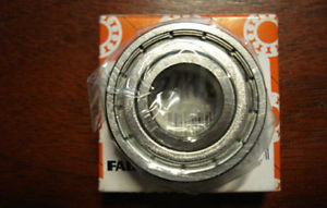 high temperature FAG, Shielded Deep Groove Ball Bearing, 15mm x 35mm x 11mm, 6202.2ZR.C3/HE0/ RL