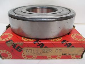 high temperature  FAG BALL BEARING 6311.2ZR.C3 63112ZRC3 6311ZR