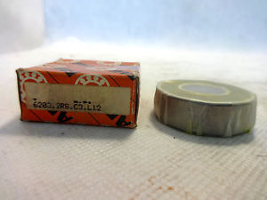 high temperature  IN BOX FAG 6203-2RS-C3 SEALED BALL BEARING