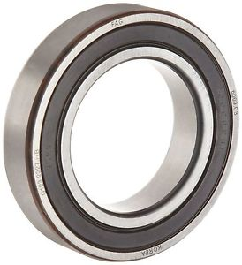 high temperature FAG 6009-2RSR-C3 Deep Groove Ball Bearing, Single Row, Double Sealed, Steel C…
