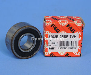 high temperature FAG 3204B.2RSR.TVH Ball Bearing (New)