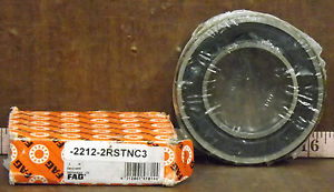 high temperature 1  FAG 2212.2RS.TVH.C3 SEALED BALL ROLLER BEARING ***MAKE OFFER***