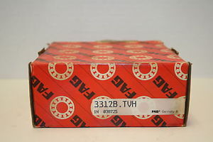 high temperature 3312B.TVH FAG DOUBLE ROW BALL BEARING