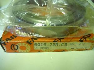 high temperature Fag ball Bearing 6016.2ZR.C3 6016.C3 60162ZRC3 60162zr New