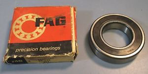 high temperature FAG 6209.2RS Deep Groove Rubber Seal Ball Bearing 45mm ID New