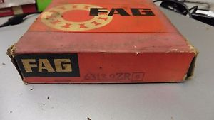 high temperature  OLD STOCK DISTRESSED BOX FAG 6313A.2Z SHIELDED BOTH SIDES BALL BEARING