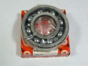 high temperature Fag 6307-C3 Ball Bearing 35x80x21mm