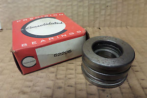 high temperature FAG Consolidated Thrust Ball Bearing 52205 New