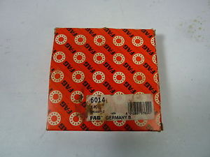 high temperature FAG 6014 Double Sealed Ball Bearing !  !