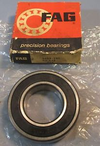 high temperature FAG 6209.2RS C3 Deep Groove Sealed 45mm Bore Ball Bearing NOS