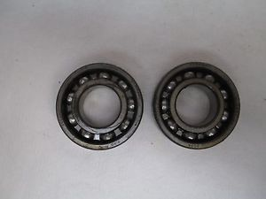 "high temperature FAG Single Groove Ball Bearing 6004 ""LOT OF 2"" New No Box"