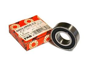 high temperature BRAND  IN BOX FAG DEEP GROOVE BALL BEARING 17MM X 35MM X 10MM 6003.2RSR.C3