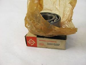 high temperature NORMA-HOFFMANN FAG DOUBLE ROW BALL BEARING 3207/5207