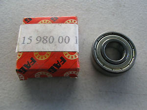 high temperature FAG BALL BEARING FOR MERCEDES (#115 980 00 15)