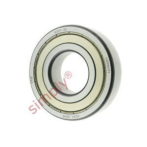 high temperature FAG 63072Z Metal Shielded Deep Groove Ball Bearing 35x80x21mm