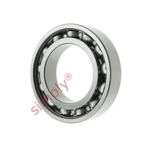 high temperature FAG 6801 Open Thin Section Deep Groove Ball Bearing 12x21x5mm
