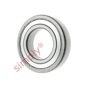 high temperature FAG 62092ZC3 Metal Shielded Deep Groove Ball Bearing 45x85x19mm