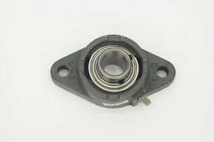 high temperature Link-Belt FX3U215N Flange Mounted Bearing, 2-Bolt Flange, 0.3125 in