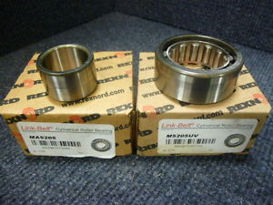 high temperature Link-Belt M5205UV Cylindrical Roller Bearing W/ Inner Cam Follower MA5205