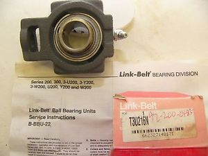 "high temperature Link-Belt T3U216N 1"" Take-Up Bearing  New In Box (F77)"