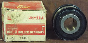high temperature 1  LINK-BELT U-320-D BALL BEARING INSERT NIB ***MAKE OFFER***